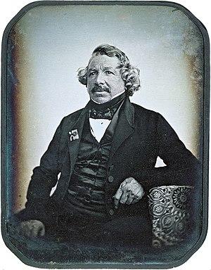 Daguerre, Louis-Jacques-Mandé (1787-1851)