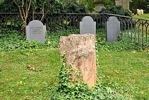 Lowell family - Lowell family plot at Mount Auburn Cemetery