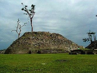 Lubaantun - Ruins at Lubaantun