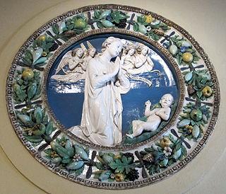 Luca della Robbia Italian artist