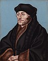 Lucas Cranach the Elder, Portrait of Desiderius Erasmus, c. 1530-36.jpg
