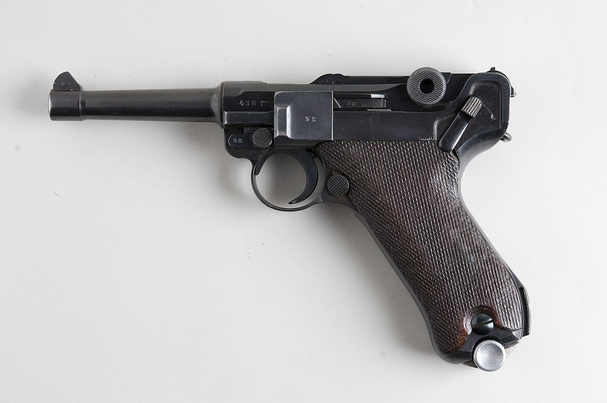 Luger pistol - Wikiped...