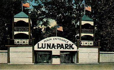 Luna Park, Charleston was a popular amusement park from 1905 until its demise in 1929.