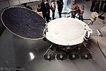 Lunokhod-1 in Memorial Museum of Cosmonautics 02.jpg
