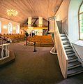 Lutheran church in Augstroze, Interior 05.jpg