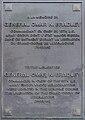 Luxembourg BCCE av Liberté plaque O Bradley.jpg