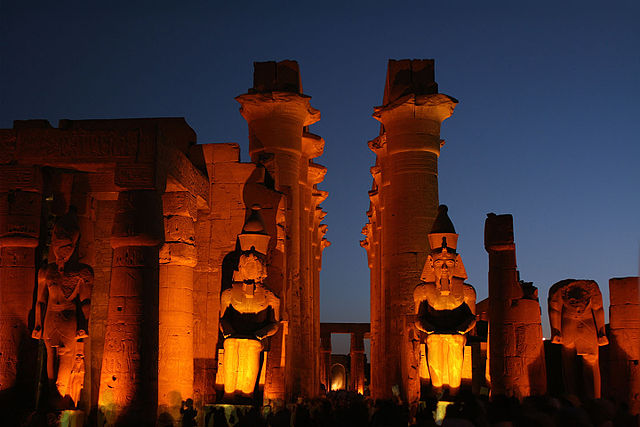 see: Luxor Temple