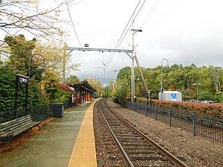 Lyons station New Jersey Transit rail station