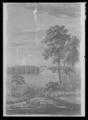 Målning till eldskärm, Karl XIV Johan - Livrustkammaren - 1877.tif