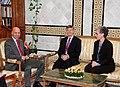 M. Hédi Ben Abbes s'entretient avec le coordinateur américain pour la transition au Moyen-Orient (6795629727).jpg