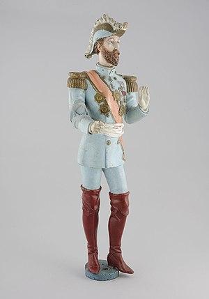 Georges Ernest Boulanger - Carnival statue of Boulanger