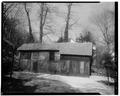 MAIN ELEVATION - James and William Smith Barn, 106 Main Street, Roslyn, Nassau County, NY HABS NY,30-ROS,6A-1.tif