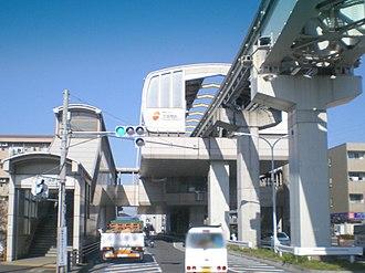 Manganji Station - Manganji Station
