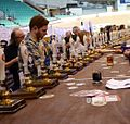 MBCF 2014 - Endless Beer Pumps (12125418765).jpg
