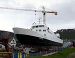 MF Stetind at Tromsø Shipyard (2015).jpg