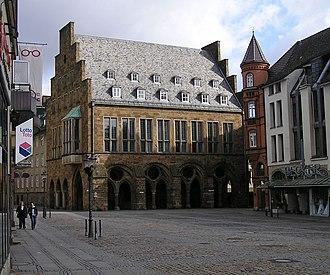 Minden - Old City Hall of Minden