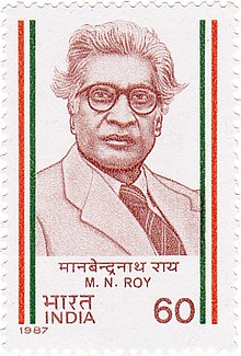 84dc76f55bd Roy on a 1987 stamp of India