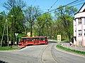 MOs810 WG 2018 8 Zaleczansko Slaski (Konstantynow Okrzei tram loop in Sosnowiec) (2).jpg