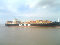 MSC Flaminia Cargo Ship Arrives at New Orleans.jpg