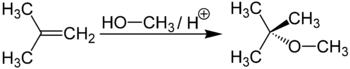 MTBE-Synthese (Reaktionsgleichung).png