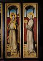 Maître de la Légende de sainte Ursule - Retable de saint François - Deux saints - volet droit.jpeg