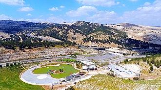 Judaean Mountains - Image: Maale Adumim 07 03 04 17 13 29