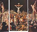 Maarten van Heemskerck - Crucifixion (Triptych) - WGA11313.jpg