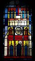 Maastricht, OLV-basiliek, crypte, gebrandschilderde ramen 01.jpg