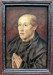 Jan Gossaert: Portrait of a 40-Year Old Monk