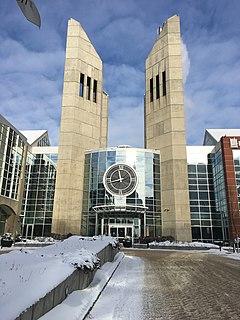 MacEwan University university in Edmonton, Canada