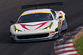 Mach GoGoGO Shaken Ferrari 458 2012 Super GT Sugo race.jpg