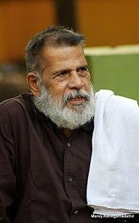 Madampu Kunjukuttan Indian actor and writer