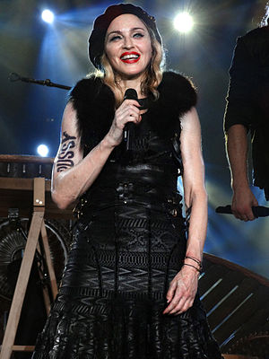 Controversy of The MDNA Tour - Madonna courted a number of controversies while performing throughout The MDNA Tour