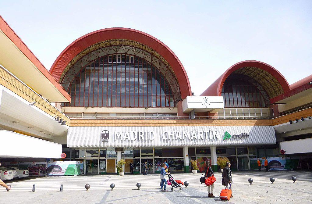 Madrid - Estación de Chamartín 6