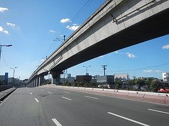 Magsaysay Boulevard - Image: Magsaysay Boulevard Santa Mesa Manilafvf 20