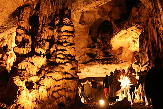 Magura Cave - View from the cave