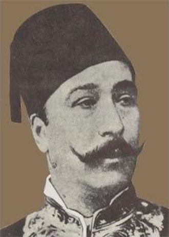 Mahmoud Sami el-Baroudi - Mahmoud Samy Elbaroudy