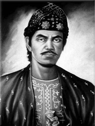South Sumatra - Sultan Mahmud Badaruddin II of Palembang led a revolt against the Dutch in the 19th century. Ultimately, he was defeated and exiled to the Moluccas. Today he is commorated as the national hero of Indonesia.