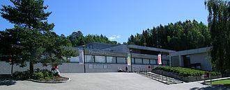Maihaugen - Entrance to Maihaugen