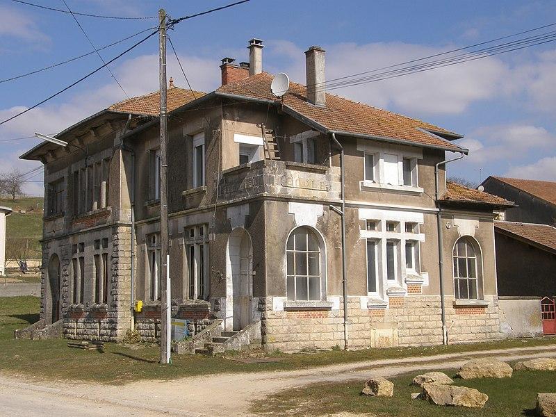 Mairie de Flabas (Meuse)