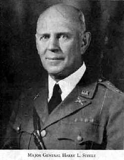 Harry L. Steele United States Army general