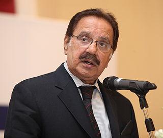 Ameen Faheem Pakistani politician