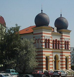 Malacky - Synagogue in Malacky
