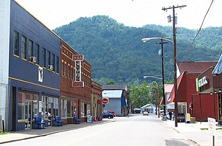Man, West Virginia Town in West Virginia, United States