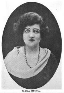Mana-Zucca composer