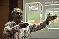 Manash Bagchi - Presentation - Technology for Museums - VMPME Workshop - Science City - Kolkata 2015-07-16 9159.JPG