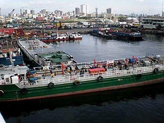 Bureau of Customs - Manila North Harbor