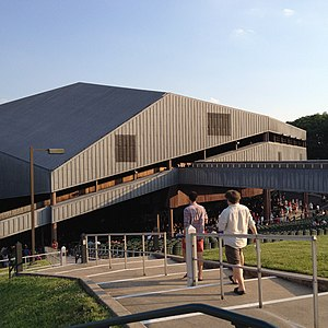 Mann Center for the Performing Arts - Image: Mann Center for the Performing Arts, June 2012