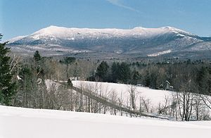 Mount Mansfield - Image: Mansfield Underhill