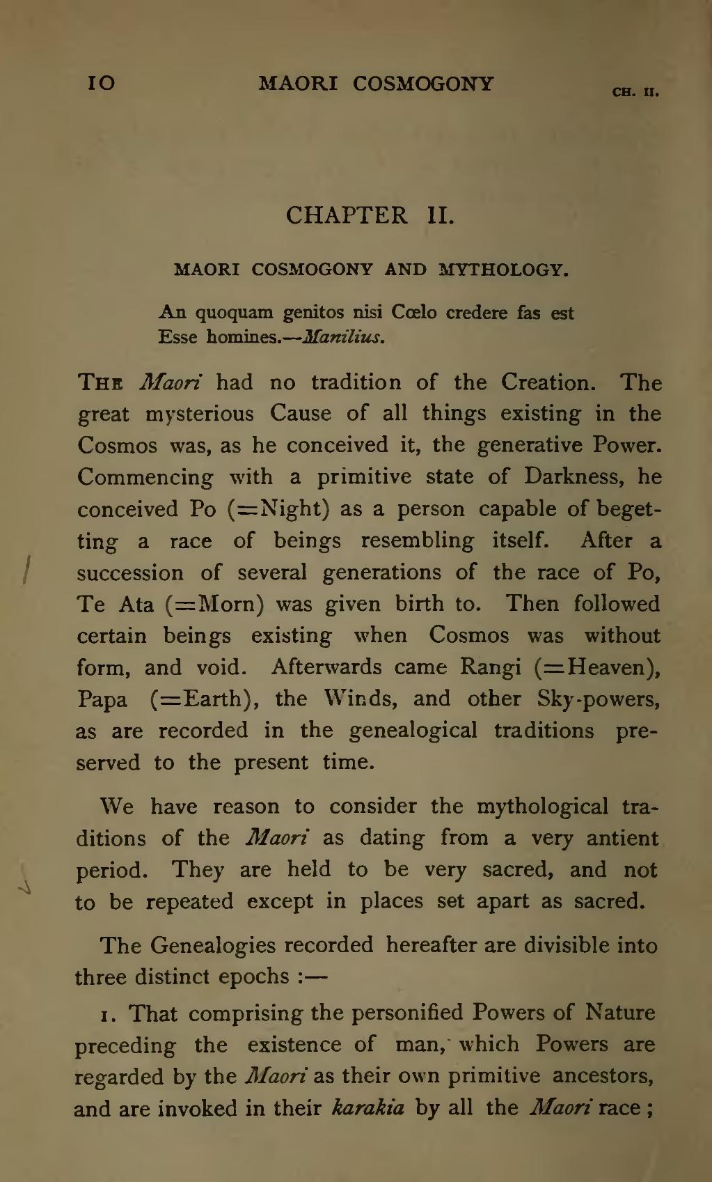 PageMaori Religion And Mythologydjvu Wikisource The Free - Maori religion